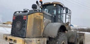 Artificial intelligence being used on vehicles to improve worksite safety